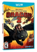How to Train Your Dragon 2 cover