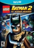 LEGO Batman 2: DC Super Heroes cover