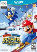 Mario & Sonic at the Sochi 2014 Olympic Winter Games cover