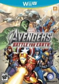 Marvel Avengers: Battle for Earth cover