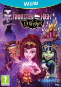 Monster High: 13 Wishes cover