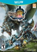 Monster Hunter 3 Ultimate cover