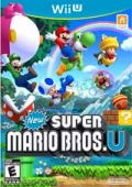 New Super Mario Bros. U cover
