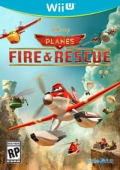Planes: Fire & Rescue cover