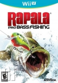 Rapala Pro Bass Fishing cover