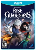 Rise of The Guardians: The Video Game cover