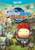 Scribblenauts Unlimited cover