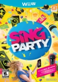 SiNG PARTY cover