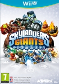 Skylanders Giants cover