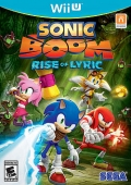 Sonic Boom: Rise of Lyric box