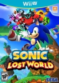 Sonic Lost World box