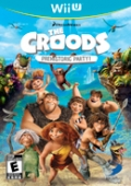 The Croods: Prehistoric Party! cover