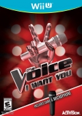 The Voice: I Want You cover