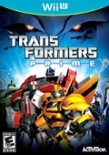 Transformers Prime cover