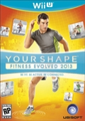 Your Shape Fitness Evolved 2013 cover