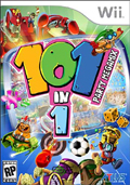 101 in 1 Party Megamix cover