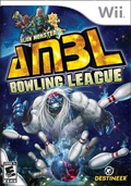 Alien Monster Bowling League cover