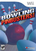 AMF Bowling: Pinbusters cover