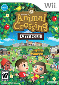 Animal Crossing: City Folk cover