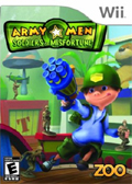 Army Men: Soldiers of Misfortune cover