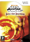 Avatar: Into the Inferno cover