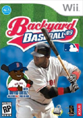 Backyard Baseball 09 cover