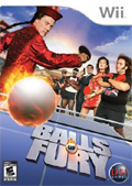 Balls of Fury cover