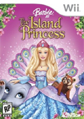 Barbie: The Island Princess cover