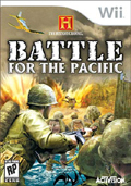 Battle for the Pacific cover