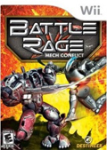 Battle Rage: Mech Conflict cover