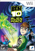 Ben 10: Alien Force cover