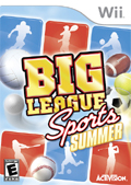 Big League Sports: Summer cover