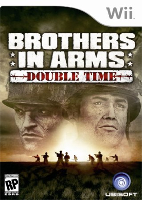 Brothers in Arms: Double Time box art
