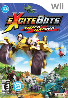 Excitebot Trick Racing NTSC preview 0