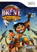 Brave: A Warrior's Tale cover