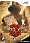 Broken Sword: Shadow of the Templars cover