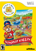 Build-A-Bear Workshop: Friendship Valley cover