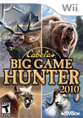 Cabela's Big Game Hunter 2010 cover