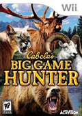 Cabela's Big Game Hunter cover