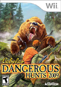Cabela's Dangerous Hunts 2009 cover