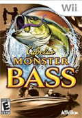 Cabela's Monster Bass cover