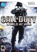 Call of Duty 5: World at War cover