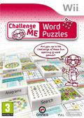 Challenge Me: Word Puzzles cover