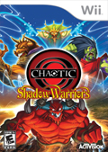 Chaotic: Shadow Warriors cover