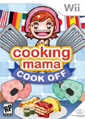 Cooking Mama: Cook Off cover