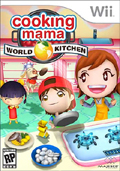 Cooking Mama: World Kitchen cover