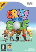 Crazy Mini Golf cover