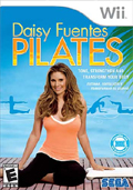 Daisy Fuentes Pilates cover