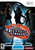 Dance Dance Revolution: Hottest Party cover