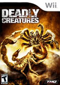 Deadly Creatures box